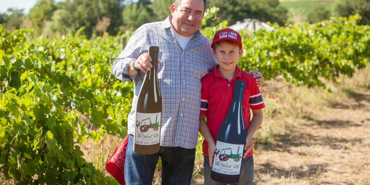 Emeril Lagasse Foundation Hosts a Celebration of Philanthropy at Limerick Lane Cellars