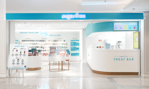 Famed champagne gummy bear brand Sugarfina poised to take on Asia after opening Hong Kong store