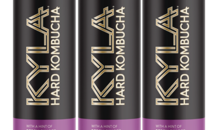Want to taste something berry delicious? KYLA launches new Berry Ginger Hard Kombucha