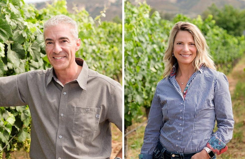 ACUMEN NAPA VALLEY APPOINTS MARK CASTALDI ESTATE DIRECTOR AND CFO AND DIANA SCHWEIGER SALES AND MARKETING DIRECTOR