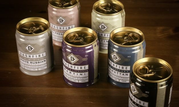 DASHFIRE READY-TO-DRINKS ARE READY TO LAUNCH