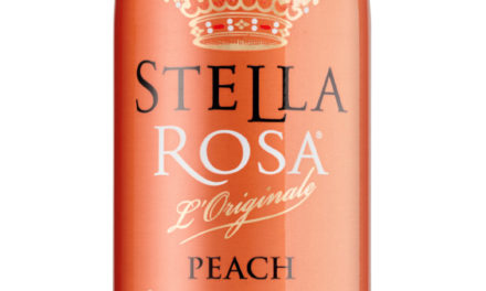 Stella Rosa Expands Aluminum Portfolio With Top-Selling Peach Flavor