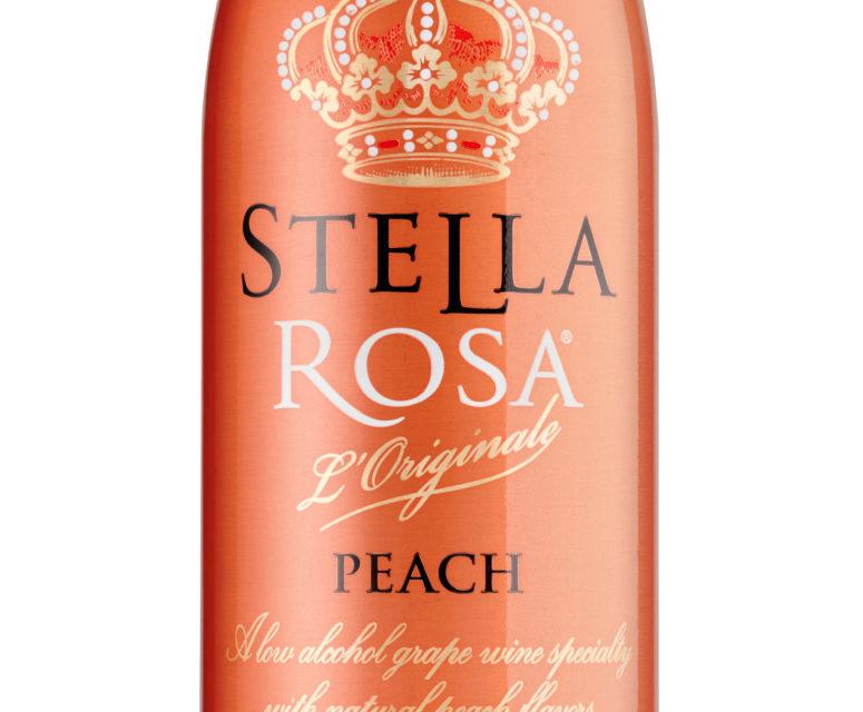 Stella Rosa Expands Aluminum Portfolio With Top-Selling Peach Flavor