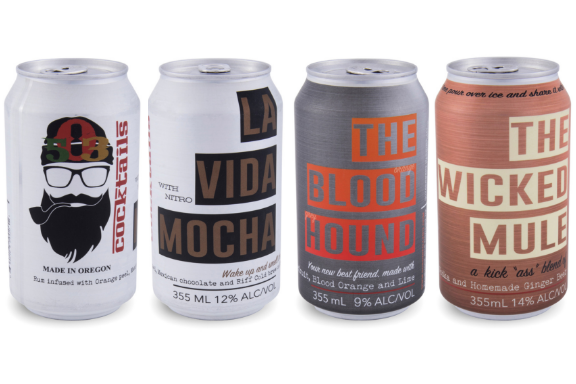503 Distilling Signs on with Hayden Beverage for Idaho Distribution