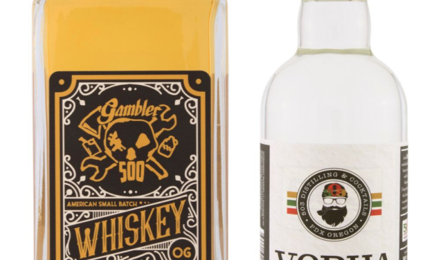 503 Distilling expands distribution of its artisan spirits and ready to drink canned craft cocktails, select products now available in Oregon, Idaho, California and New York