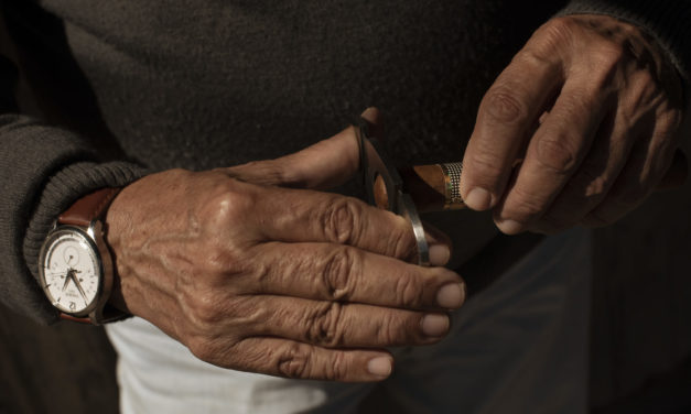 The Hands of Time: A sip, a smoke, and a chat with Cuban rum and cigar master Fernando Fernández