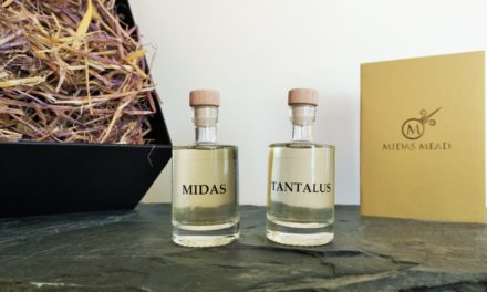 First UK Mead Tasting Set From Midas Mead
