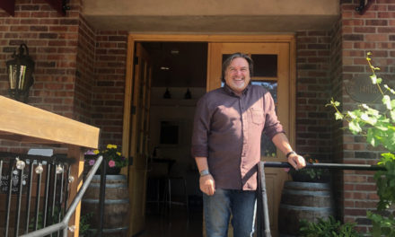 Wineries of Santa Clara Valley Welcomes Cinnabar Winery