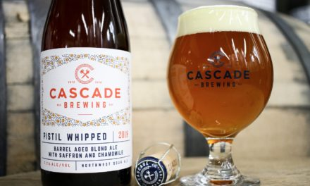 Cascade Brewing to release three packaged beers in September, including its award-winning Vlad the Imp Aler