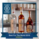 "Montanya Distillers Recognized as a ""Best For The World"" Top Company for its Exemplary Social and Environmental Impact"