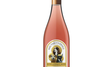Nectar of the Dogs Wine Releases 2018 Rosé of Pinot Noir