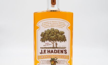 TROPICAL DISTILLERS ANNOUNCES LAUNCH OF J.F. HADEN'S MANGO LIQUEUR