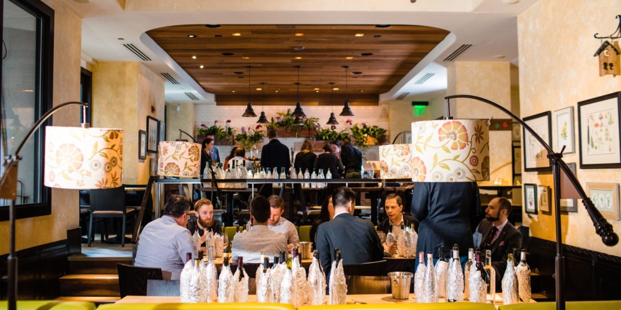 Giving Pennsylvania Wine Its Due: The PA Sommelier Judgment helps local wines find their way onto restaurant lists.