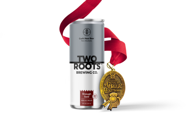 Two Roots Brewing Co. Wins Gold Medal at the 2019 Great American Beer Festival®