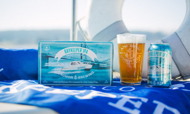 Anchor Brewing Company Debuts Baykeeper IPA in Cans