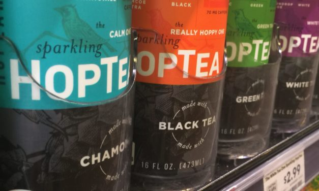 Hit Refresh: Boasting IPA flavor without the buzz, HopTea hits the mainstream