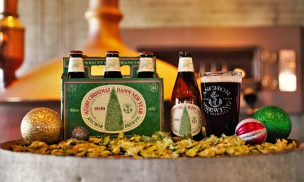 Anchor Brewing Releases 45th Annual Christmas Ale
