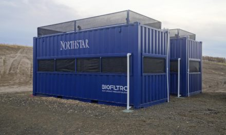 Northstar Winery is first in Washington state to employ Biofiltro BIDA® wastewater recycling system