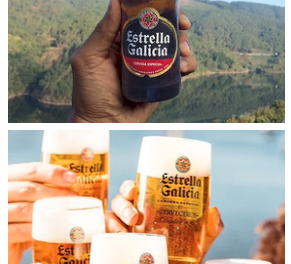 December 10 is Lager Day! Celebrate with Spain's Most Loved Lager, Estrella Galicia!