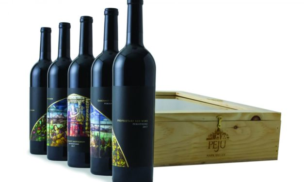 Peju releases Stained Glass Collection boxed set and new coordinated tasting