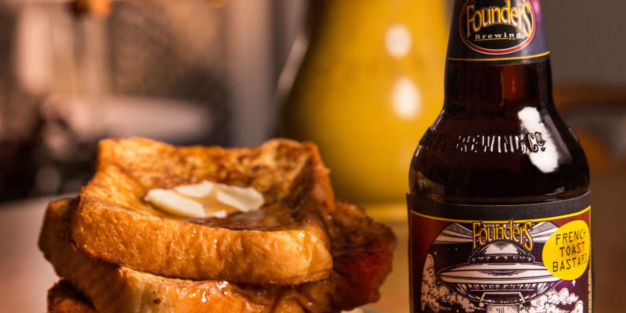 FOUNDERS BREWING CO. ANNOUNCES FRENCH TOAST BASTARD AS NEXT RELEASE IN MOTHERSHIP SERIES