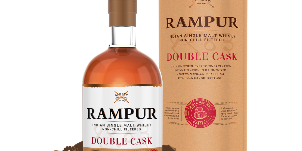 Radico Khaitan Unveils Rampur Double Cask Indian Single Malt Whisky in the U.S. Market