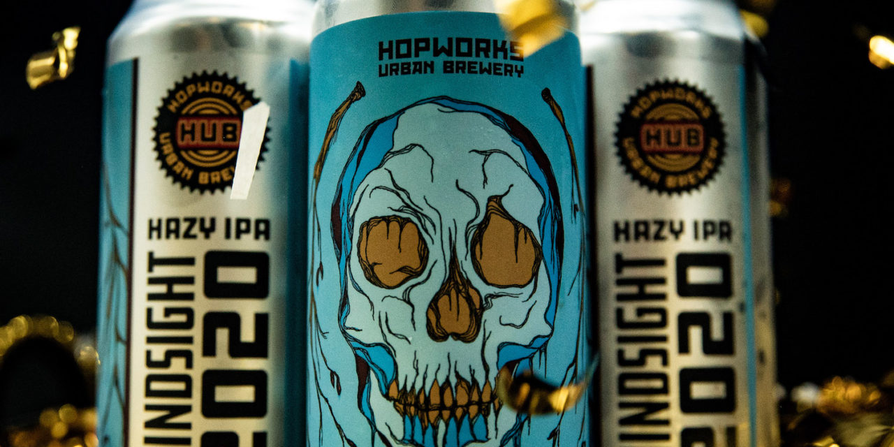 Hopworks Urban Brewery to release Hindsight 2020 Hazy IPA on New Year's Eve