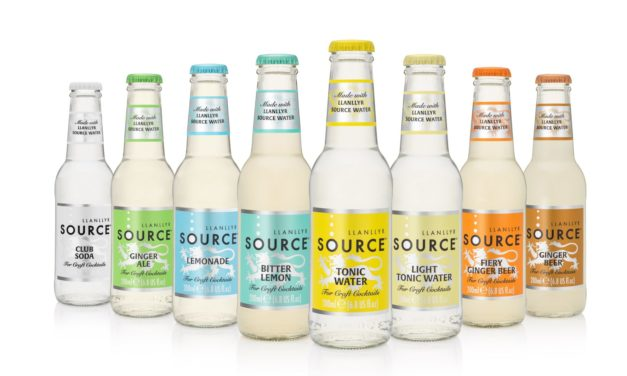 The West Hollywood EDITION chooses Llanllyr SOURCE as its premium water and mixer partner