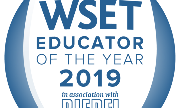 Three US Nominees for WSET's Educator of the Year 2019 Announced : Monica Marin (The Wine House), Napa Valley Wine Academy and Republic National Distributing Company