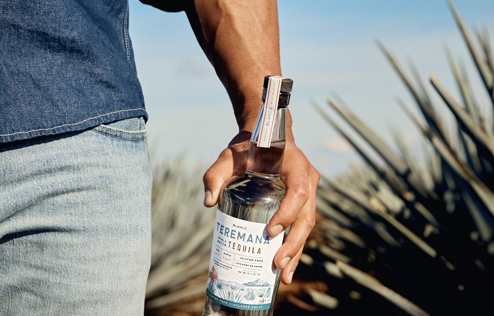 Dwayne Johnson's Teremana Tequila Bottle Revealed
