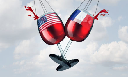 Tariffs will hit the American wine industry hard