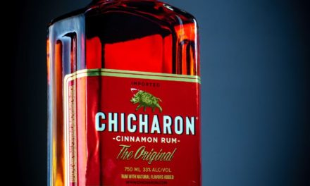 Chicharon The World's Cinnamon Rum