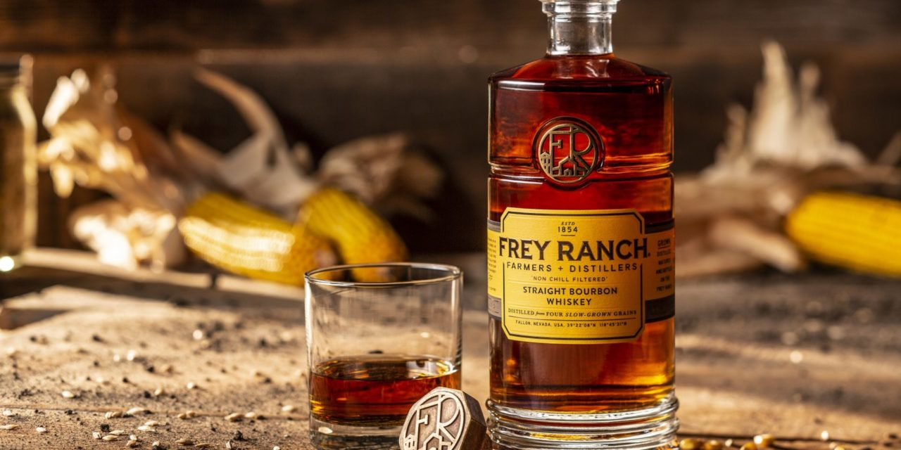 Introducing: Frey Ranch Distillery's Straight Bourbon Whiskey from Nevada