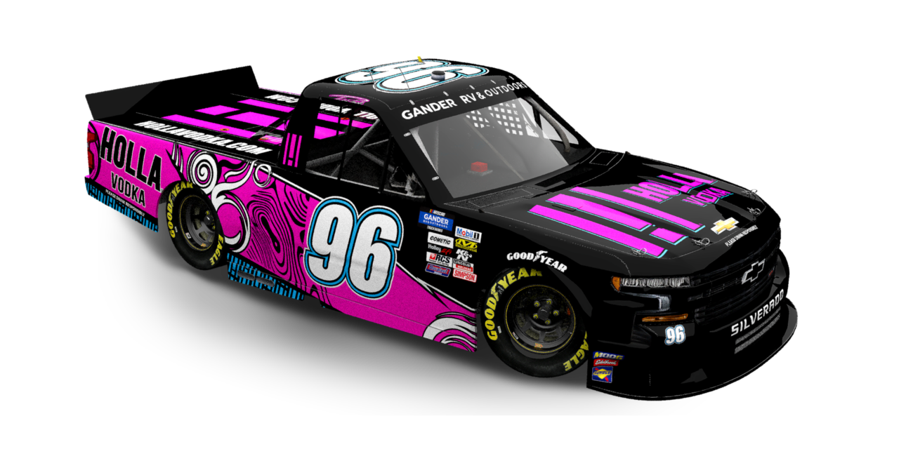 Peck Motorsports and Holla® Spirits announce Run In Daytona