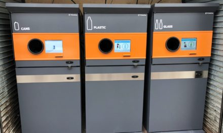 Beverage Container Recycling Toughens Up with TOMRA S1 Concept