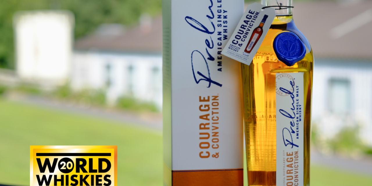 Virginia Distillery Company wins fourth consecutive year at Word Whiskies Awards