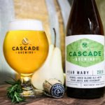 Cascade Brewing is releasing two beers on Valentine's Day for sour beer lovers: Pear Mary and Kentucky Peach