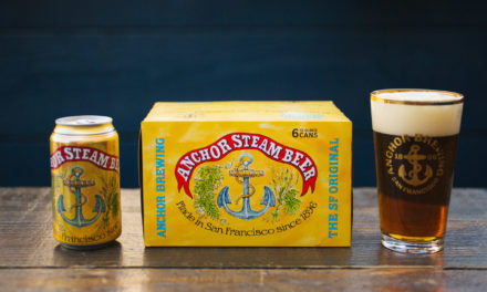 Anchor Brewing Company Debuts Anchor Steam in 12oz Cans