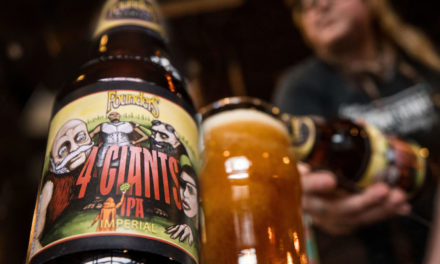 Founders Brewing Co. Announces 4 Giants IPA – Newest Addition To Limited Series