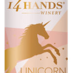 14 Hands Winery Launches Limited Edition Rosé Bubbles in a Unicorn Can