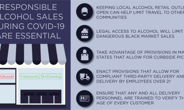 WSWA President & CEO Michelle Korsmo Urges Governors to Keep Alcohol Retail Locations Open