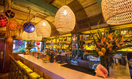 INTERNATIONAL GUESTS TO CELEBRATE WAIKIKI'S TIKI ROOM FIRST ANNIVERSARY