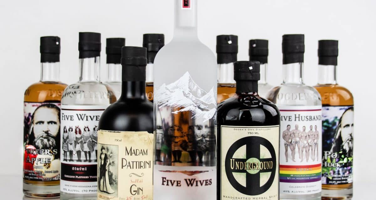 Ogden's Own Distillery to Support Local Food & Beverage Community