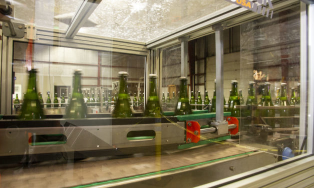 Big Tech for Tiny Bubbles: U.S. sparkling wine producers are starting to embrace automation.