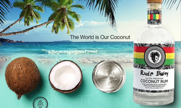 RUDE BWOY SPIRITS COCONUT RUM – Wins at 2020 San Francisco WorldSpirits Competition