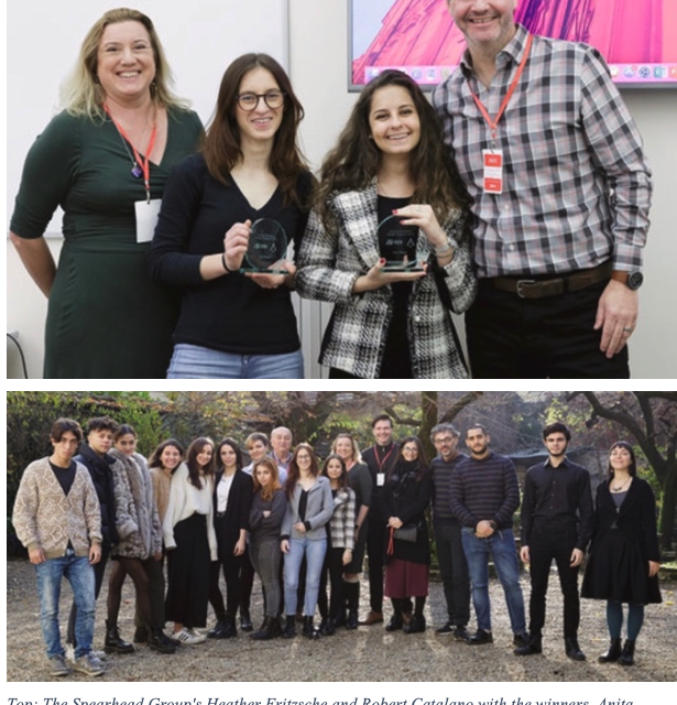 The Spearhead Group Announces the Winners of Luxury Packaging Design Competition with Istituto Europeo di Design of Turin