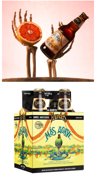 FOUNDERS BREWING CO. ANNOUNCES MÁS AGAVE GRAPEFRUIT, NEXT RELEASE IN 2020 BARREL-AGED SERIES