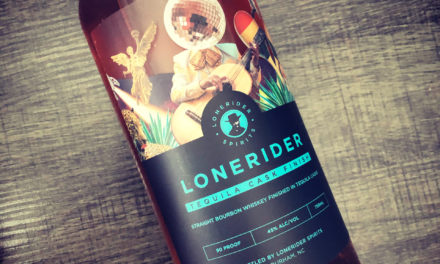 LONERIDER SPIRITS RELEASES BOURBON FINISHED IN TEQUILA CASKS