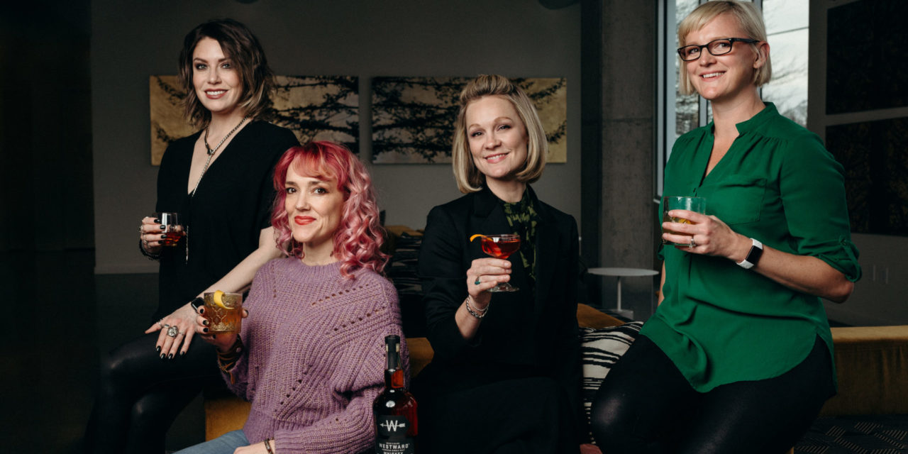 WESTWARD WHISKEY UNVEILS CHARITABLE PROGRAM – INCLUDING LIMITED-EDITION BENEFIT BARREL – TO CELEBRATE INTERNATIONAL WOMEN'S DAY & WOMEN'S HISTORY MONTH