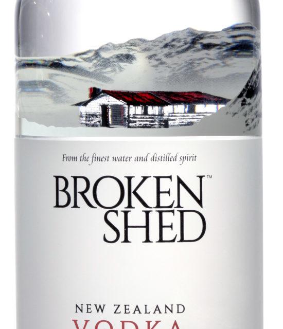 New Zealand's Broken Shed Vodka Launches 1.75L Bottle